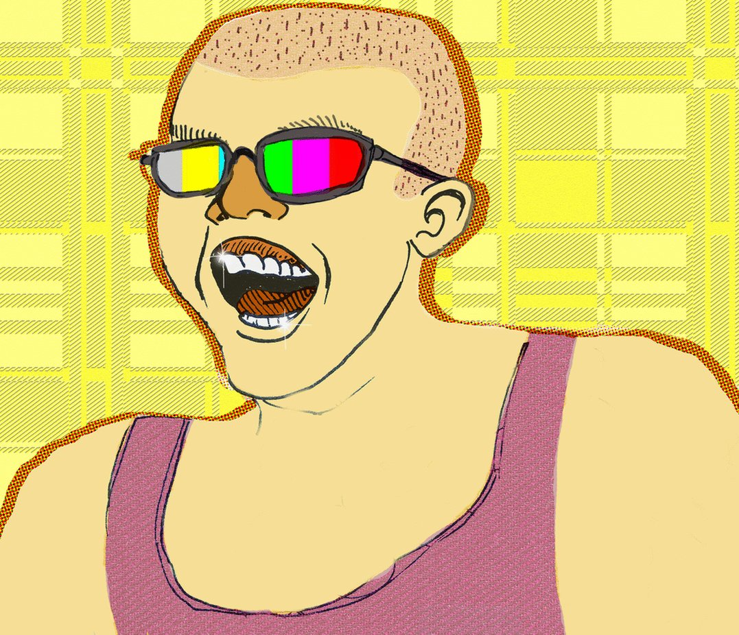 Heres a gif for the Melons @adultswim debut. Congrats, @theneedledrop!
