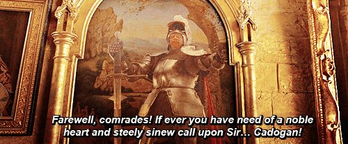 Sir Cadogan is way too underrated...