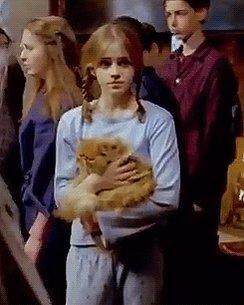 Fetus Hermione is so cute!