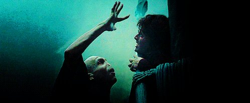 #Trivia: In Goblet of Fire, the name of the reverse-spell effect Harry uses in the graveyard against Voldemort is Priori Incantatem.
