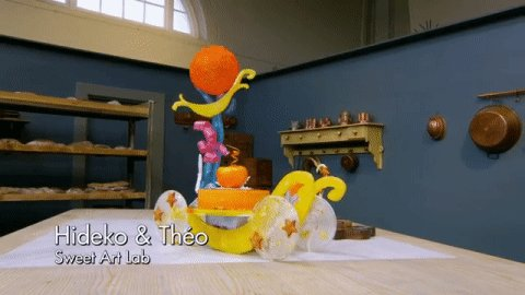 Channel 4's photo on #GBBO