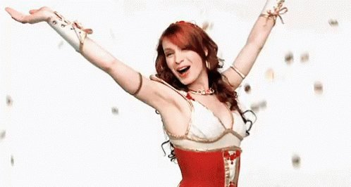 Happy birthday to one of the coolest people on the internet! Ms. Felicia Day!
