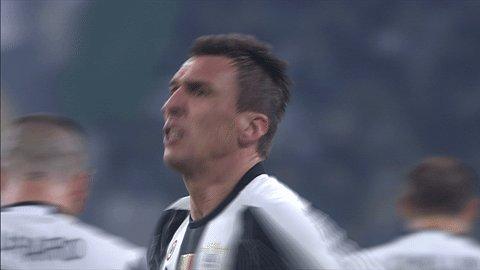 L'uomo dei gol importanti. Guai a voi se lo cedete @juventusfc #misterNoGood #ENGvCRO #forzacroazia