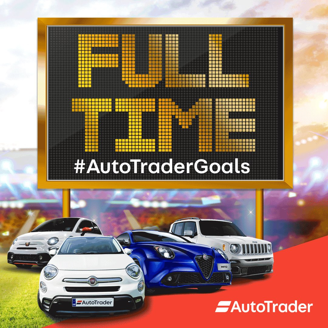 AutoTrader.co.uk's photo on #AutoTraderGoals