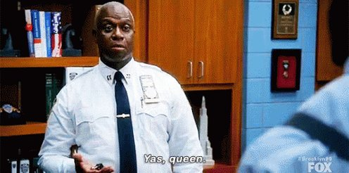 Happy bday to the best captain / dad a precinct could have! have the nicest day, andre braugher!