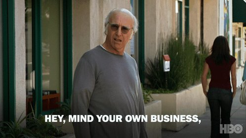 Happy birthday Larry David ,who would no doubt be annoyed by this message.