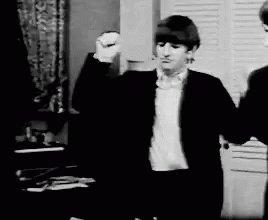 Happy birthday Ringo!!
