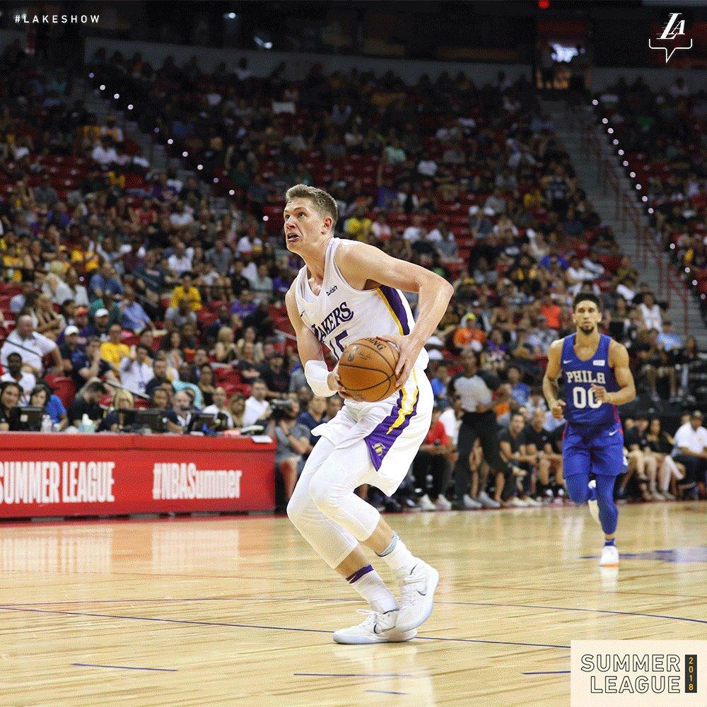 """Los Angeles Lakers: Los Angeles Lakers On Twitter: """"Put On @moritz_weasley"""