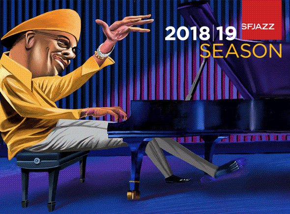Reloaded twaddle – RT @SFJAZZ: REMINDER—the 2018-19 Season is now on sale, and tickets are going ve...