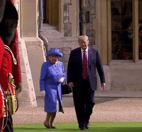 """Ein Moment aus dem Leben eines gewissen """"Donald"""""""