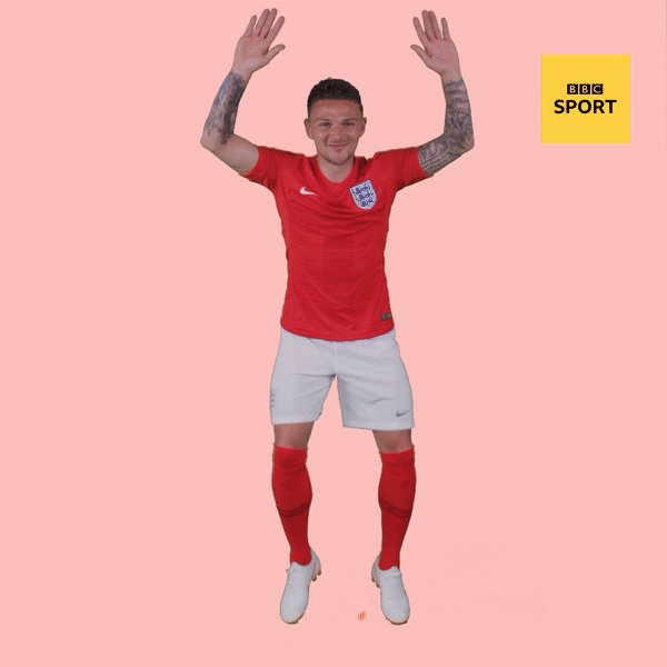Match of the Day's photo on Trippier