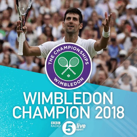 BBC 5 live Sport's photo on Kevin Anderson