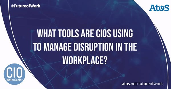 Download our report to discover how #CIOs are responding to the #FutureofWork @CIOWaterCooler...