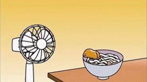 うどん食べたら冷房効いてないくらいあっつ! https://t.co/ssqM3HEp3J