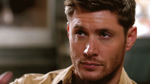 dean's s9 scruff is to never be forgotten... too iconic