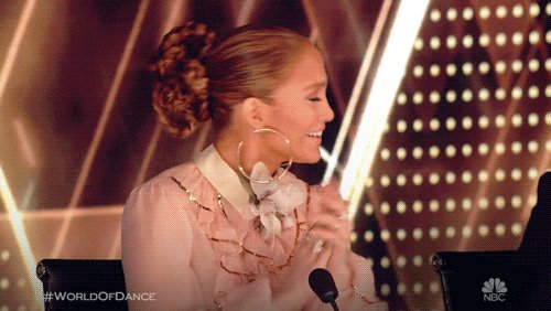 Let me introduce you to my party people -- namely the legendary @JLo! She presides over the fabulous @NBCWorldofDance, tonight at 10/9c on NBC.