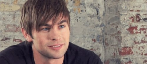 Happy birthday, Chace Crawford!