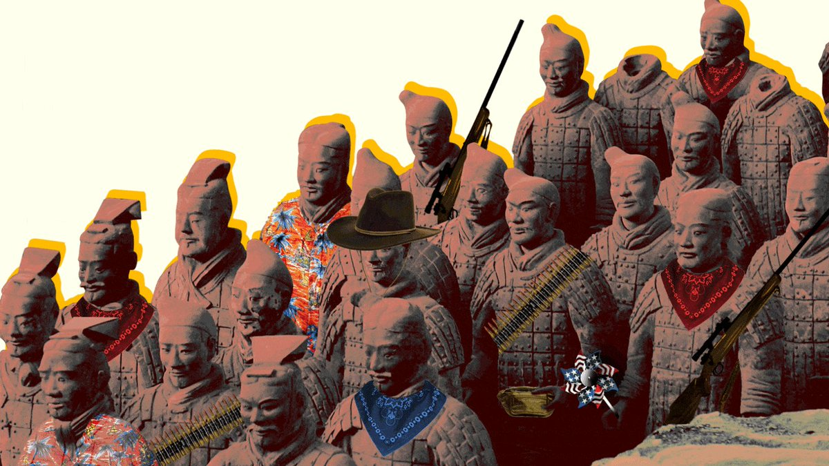 "China Built an Army of Influence Agents in the U.S. ""The Russians may be getting all the attention for influencing American opinion and policy. But Beijing has been at it for decades."" https://t.co/fiOaD5eh27 via @thedailybeast #China #influenceagent"