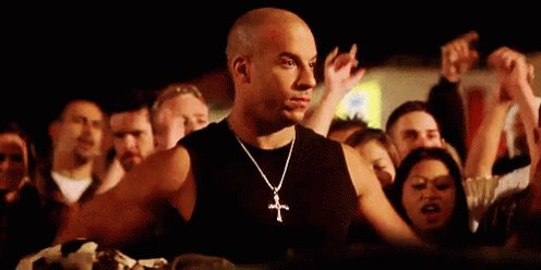 Happy birthday Vin Diesel!! Have an amazing birthday!