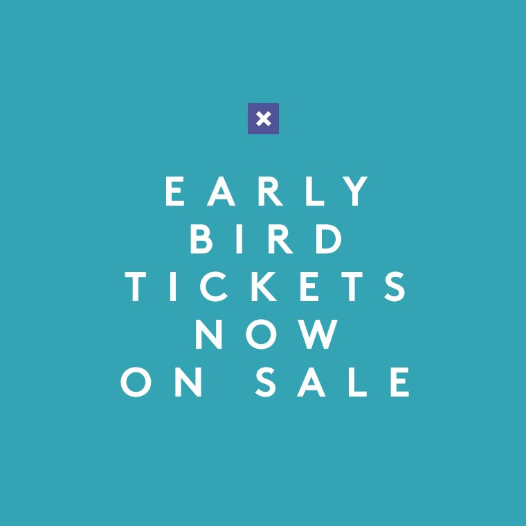 Get your Early Bird festival tickets booked for #TGE19 whilst they are still cheap 🐣 bit.ly/TGE2019