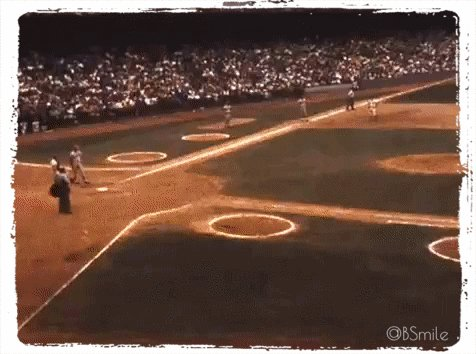 When Apollo 11 landed on the moon, Major League Baseball stood still