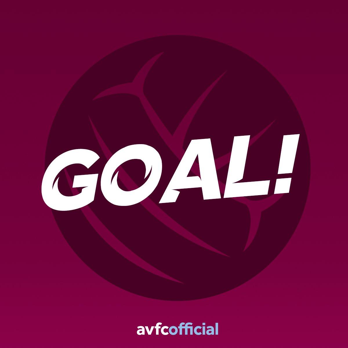 GOALLLLLLLL! Villa move the ball around neatly on the edge of the box, @LansburyHenri slides in Albert who neatly slots home into the bottom right hand corner! 2-0. 👉 bit.ly/2uQYUfC #PartOfThePride #AVFC