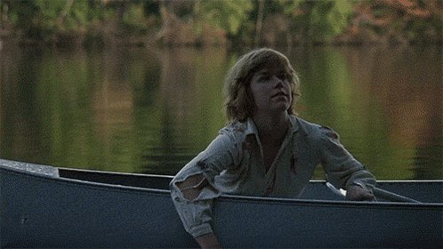 Happy birthday to Adrienne King, star of Friday the 13th!