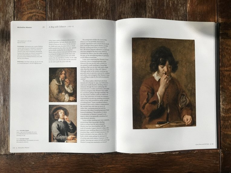 Why paint a boy smelling tobacco? Find out in my catalogue entry for 'Michaelina: Baroque's Leading Lady' @MASAntwerpen.  #MichaelinaWautier #Rubenshuis #RubensInspires #AntwerpBaroque2018 @MrBijl