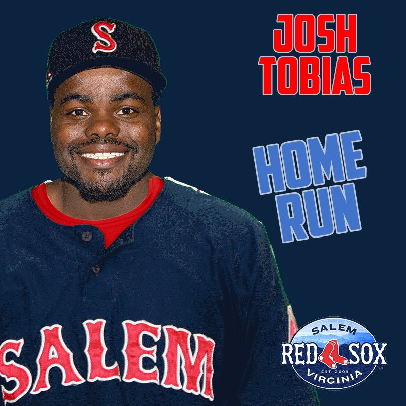 First we had #BobbyBombs from @BobbyDalbec…. Now we've got #TobyTaters from @TobiOneKenobi5! He goes deep righty after doing it lefty earlier, and the Sox add another on a bases-loaded walk drawn by @BrettNetzer to make it 7-0 over the Mudcats in the top of the sixth!