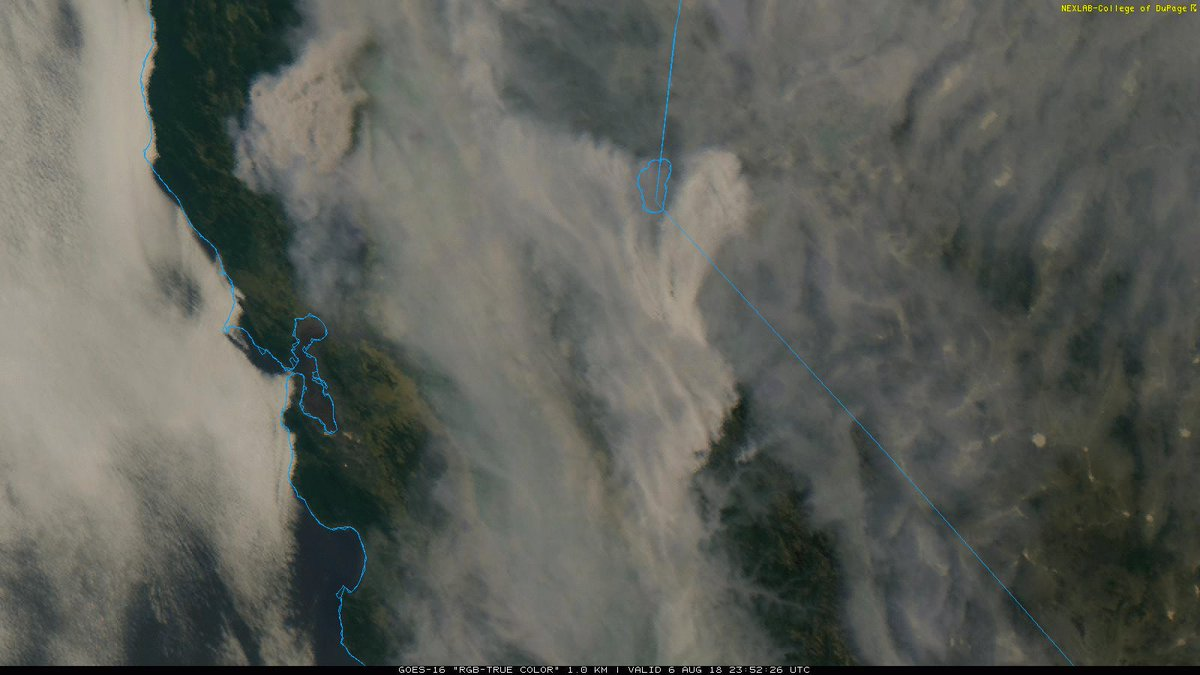 Wildfire smoke is wreaking havoc on air quality in the Western U.S.