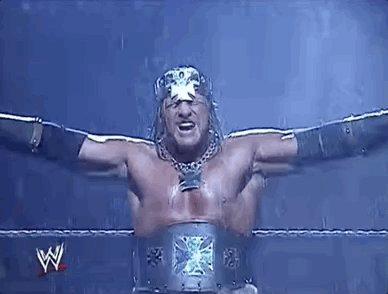 9x WWE Champion 5x World Heavyweight Champion Happy birthday Triple H! The Game