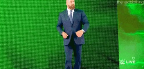 Happy 49th Birthday to the legend that is Triple H. WWE\s future is in very good hands.