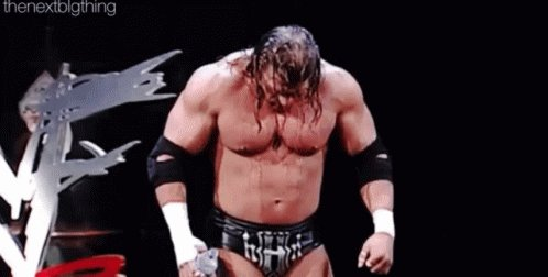 Happy birthday to the game Triple H