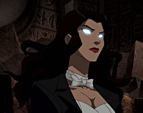 zatanna young justice toy - 500×396