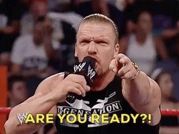 Happy Birthday Triple H!!! Hope it\s a good one