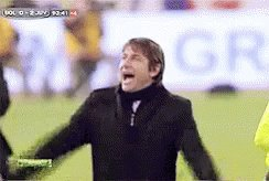 Happy 49th Birthday, Antonio Conte. Juve legend and a certified bad ass.