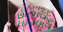 Happy Birthday J.K. Rowling and Harry Potter !!!