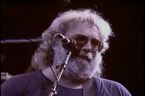 Happy Birthday Jerry Garcia: Watch the Grateful Dead Play \Deep Elem Blues\ Acoustic in 1981