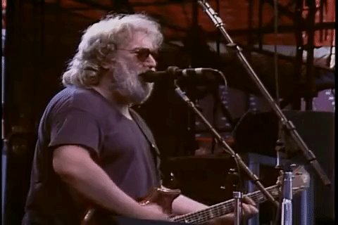Happy birthday Jerry Garcia not only a great Entertainer but a great person