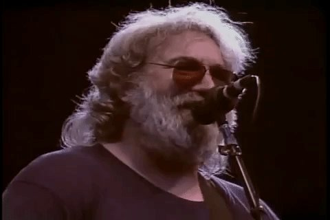 Happy birthday to the late, great Jerry Garcia!