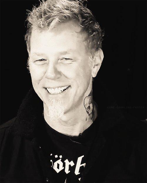 Happy Birthday James Hetfield from