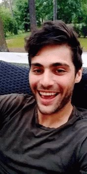 goodnight angels, have this cute gif of this smol bean. #SaveShadowhunters #NotOurLastHunt