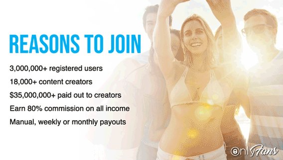 Join OnlyFans today, set a monthly subscription price and get paid for your content! https://t.co/6i6M6OlLql