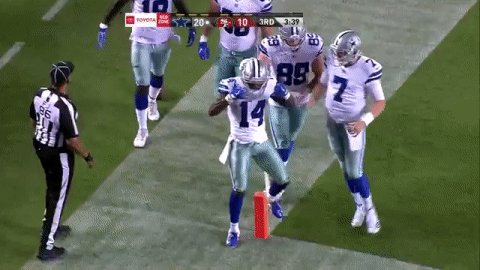 NFL Network's photo on #DALvsSF