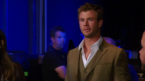 Happy birthday the wonderful and amazingly talented Chris Hemsworth