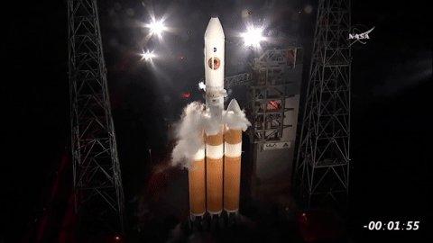 Posponen lanzamiento de sonda Parker con destino al Sol