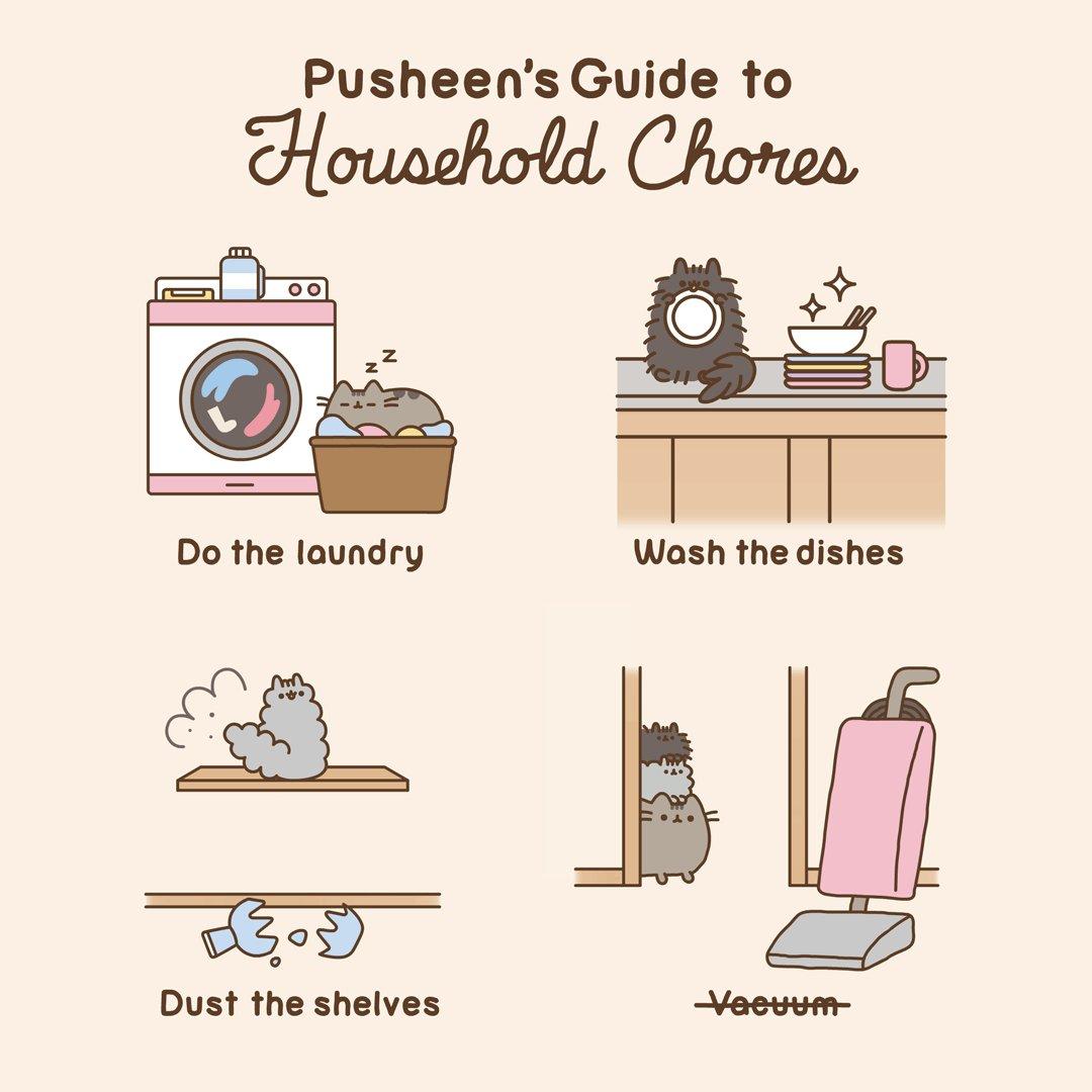 Pusheen The Cat On Twitter