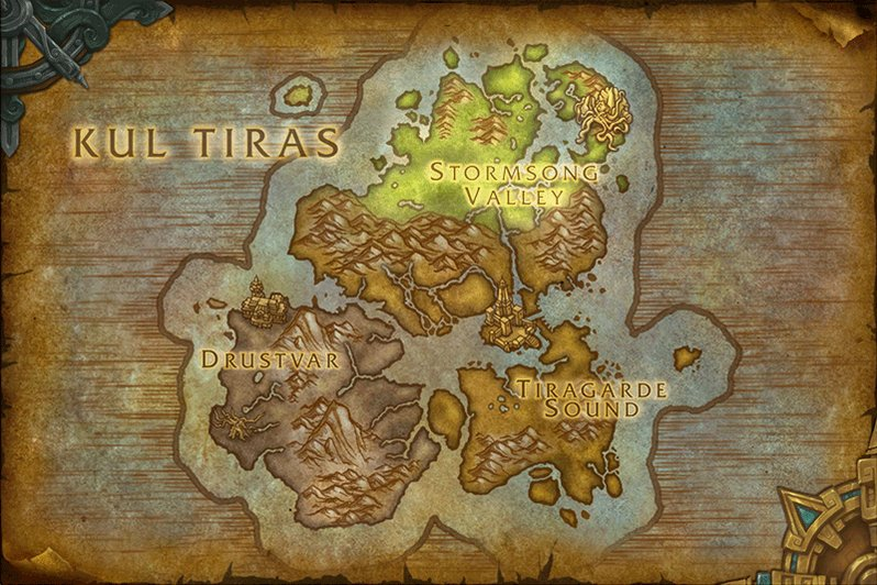 World of Warcraft's photo on #ForTheAlliance