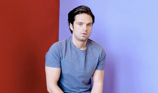 Happy 36th birthday to my most favorite actor Sebastian Stan. I love you