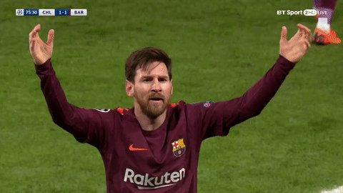 Football on BT Sport's photo on Lionel Messi